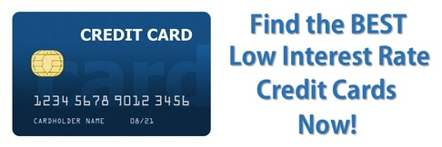 Best Low Interest Rate Credit Cards for August 2019 - Low Interest